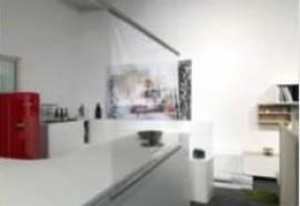 Abgehängter Hygieneschutz 100 x 70 cm